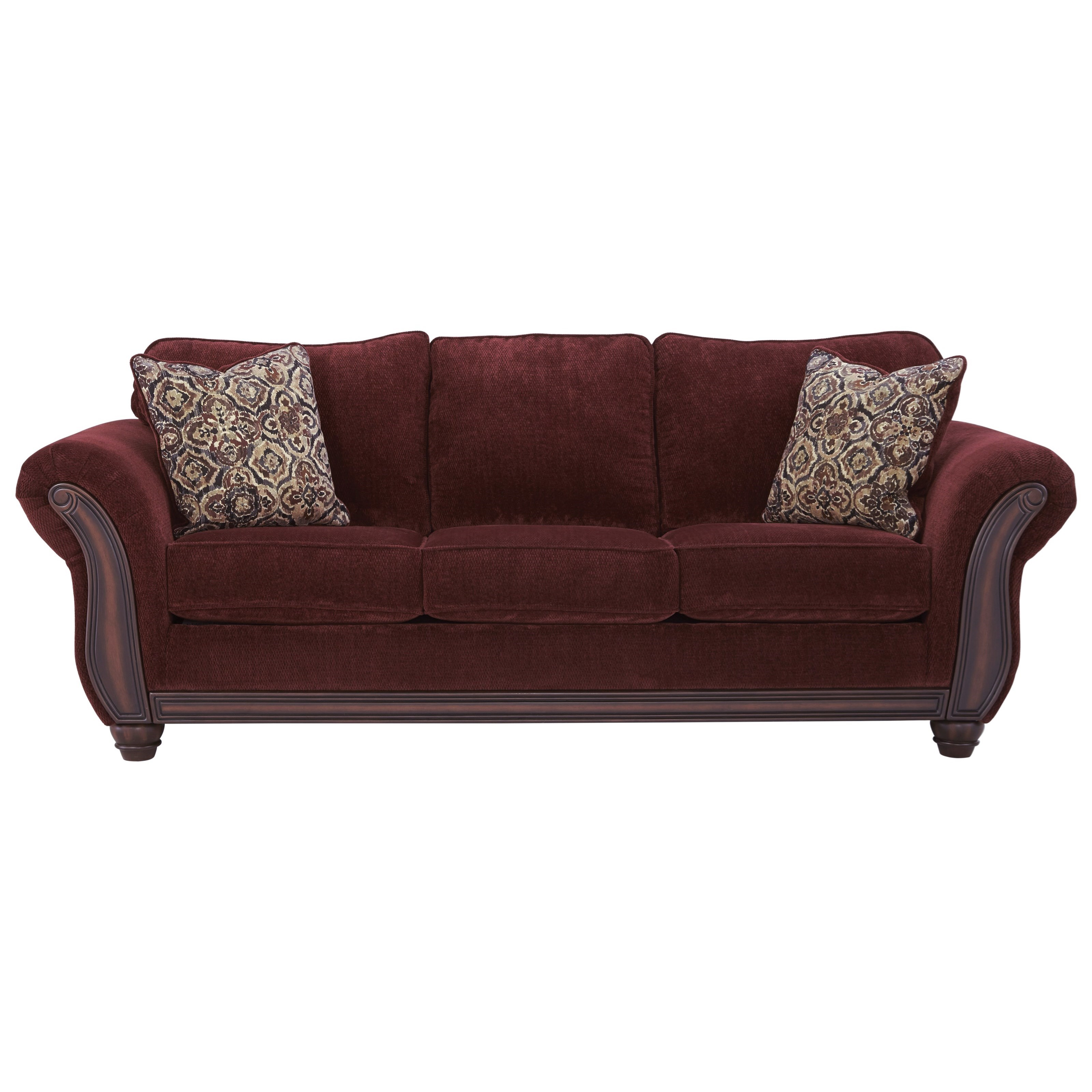 Signature Design by Ashley Chesterbrook Queen Sofa Sleeper - Item Number: 8810239