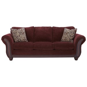 Signature Design by Ashley Chesterbrook Queen Sofa Sleeper