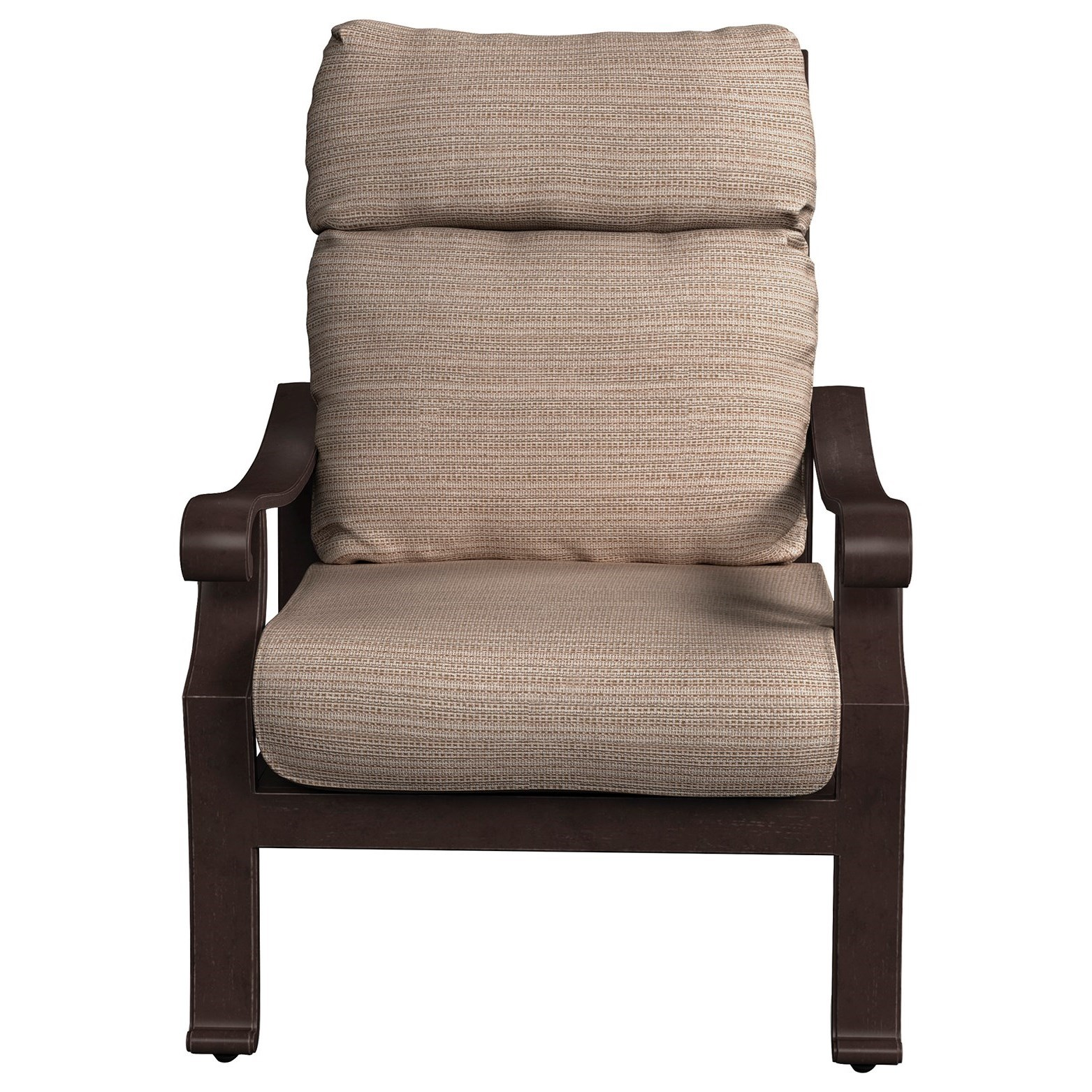 Signature Design by Ashley Chestnut Ridge Lounge Chair with Cushion - Item Number: P445-820