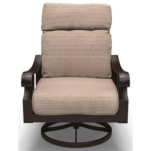 Signature Design by Ashley Chestnut Ridge Set of 2 Swivel Lounge Chairs with Cushion