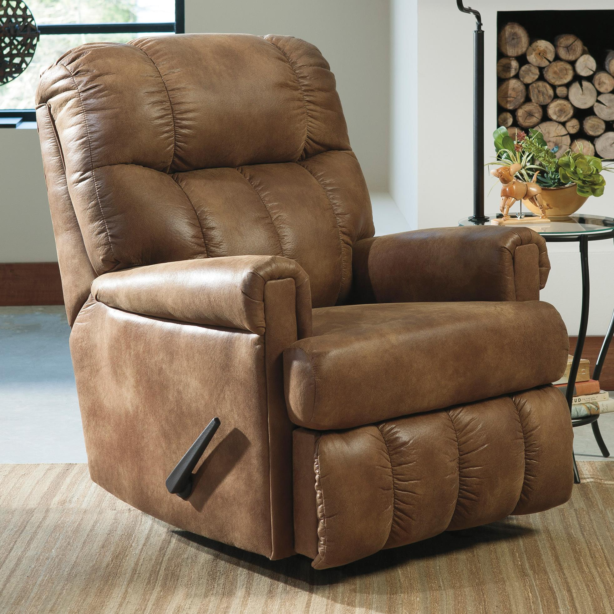 Signature Design by Ashley Chipster Rocker Recliner - Item Number: 4750025