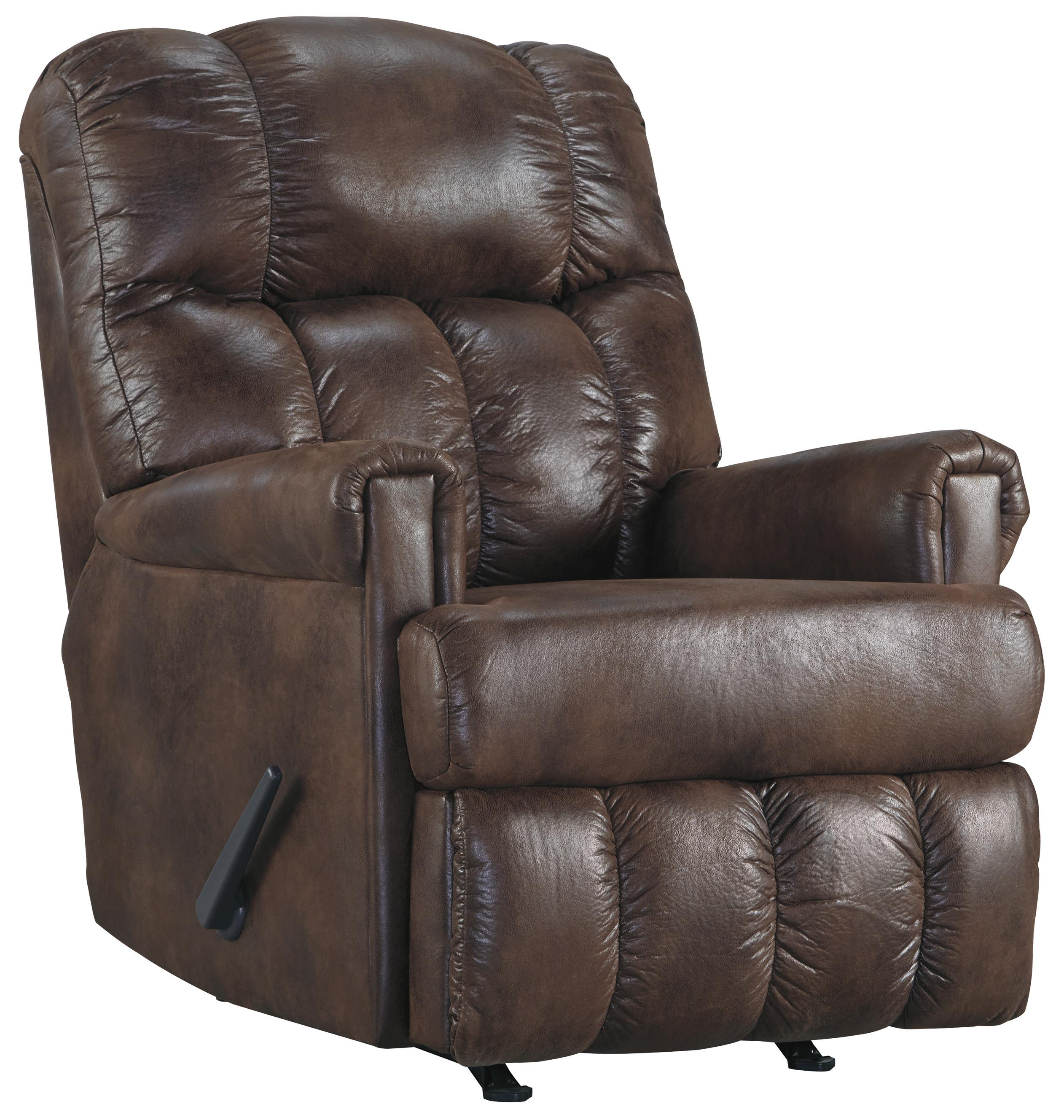 Signature Design by Ashley Chipster Rocker Recliner - Item Number: 4750125