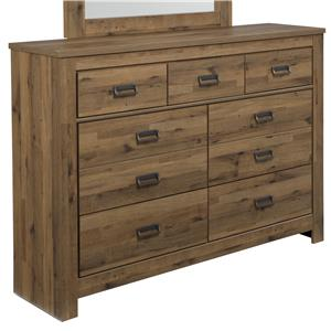 Signature Design by Ashley Cinrey Dresser