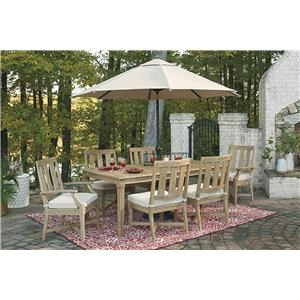 Clare View 7-Piece Outdoor Dining Set