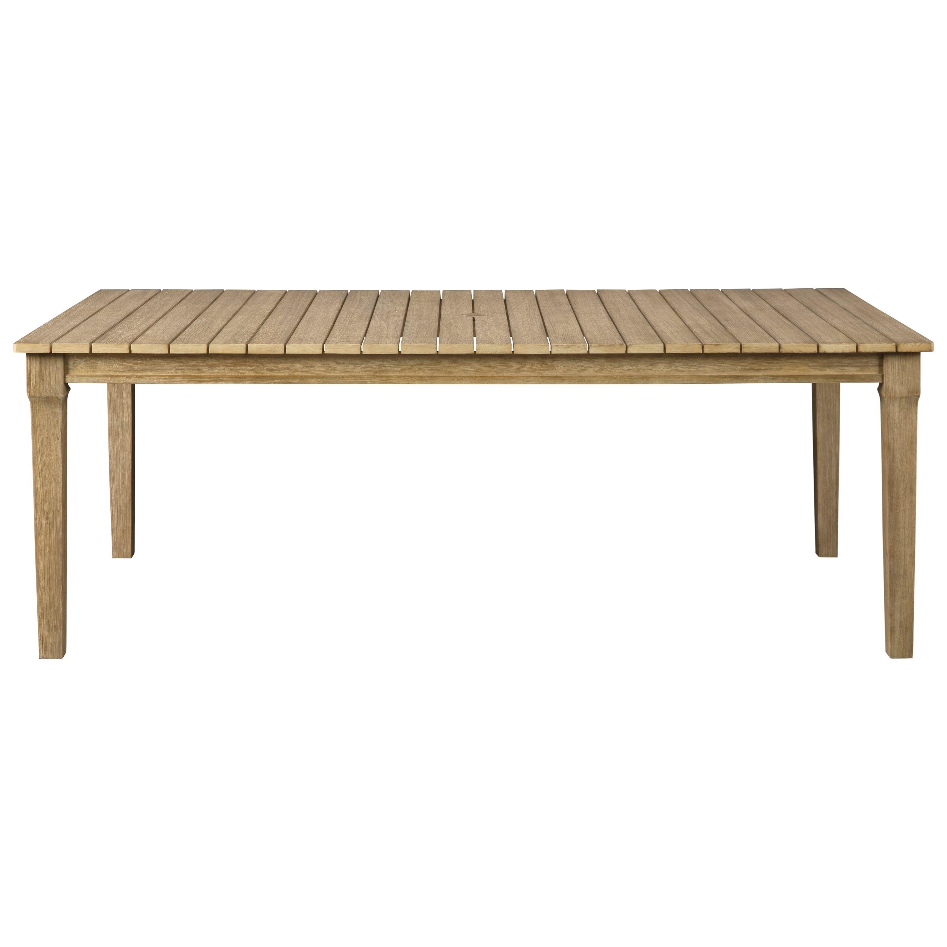 Levitz Furniture Store Locations: Signature Design By Ashley Clare View P801-625 Rectangular