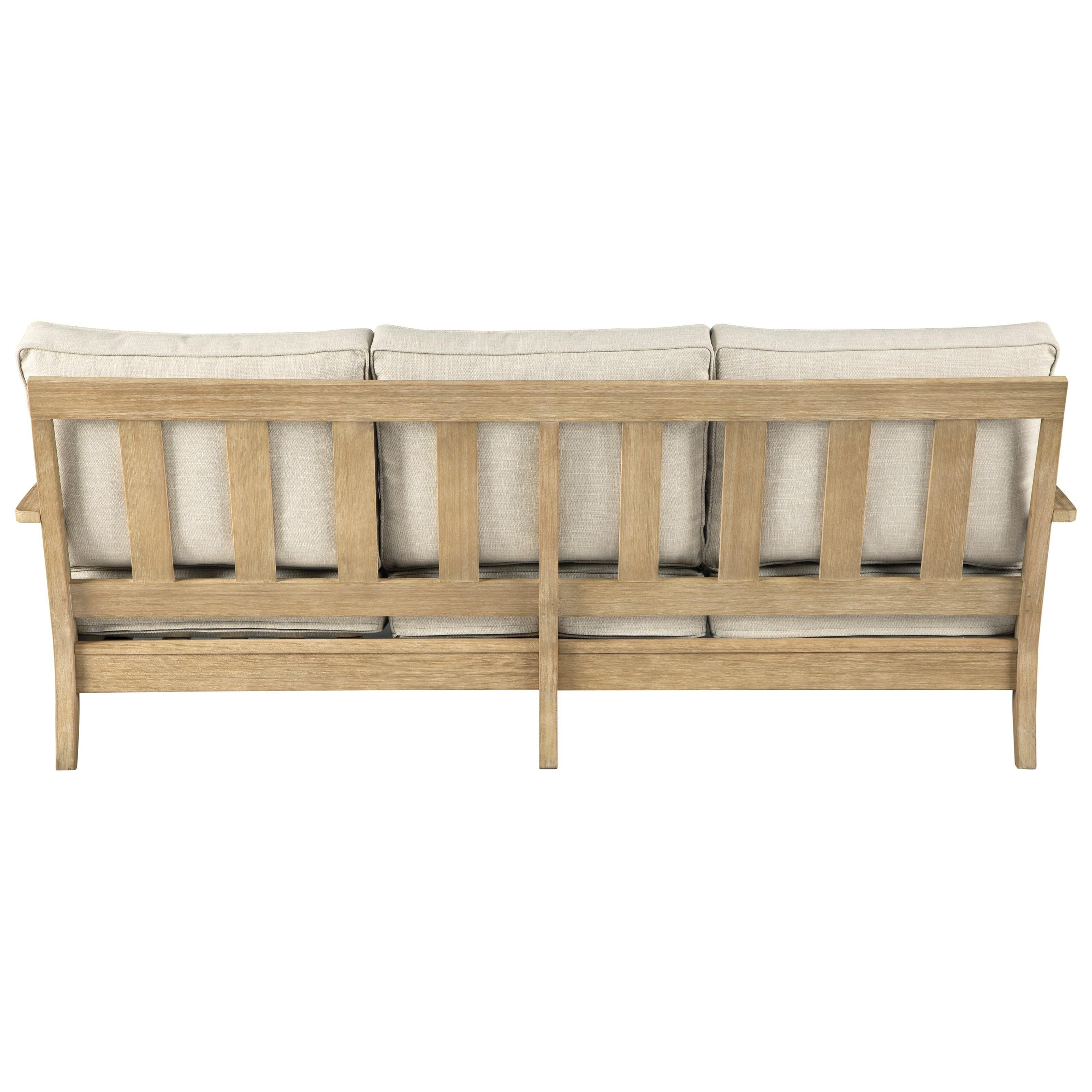 Levitz Furniture Store Locations: Signature Design By Ashley Clare View P801-838 Casual Sofa