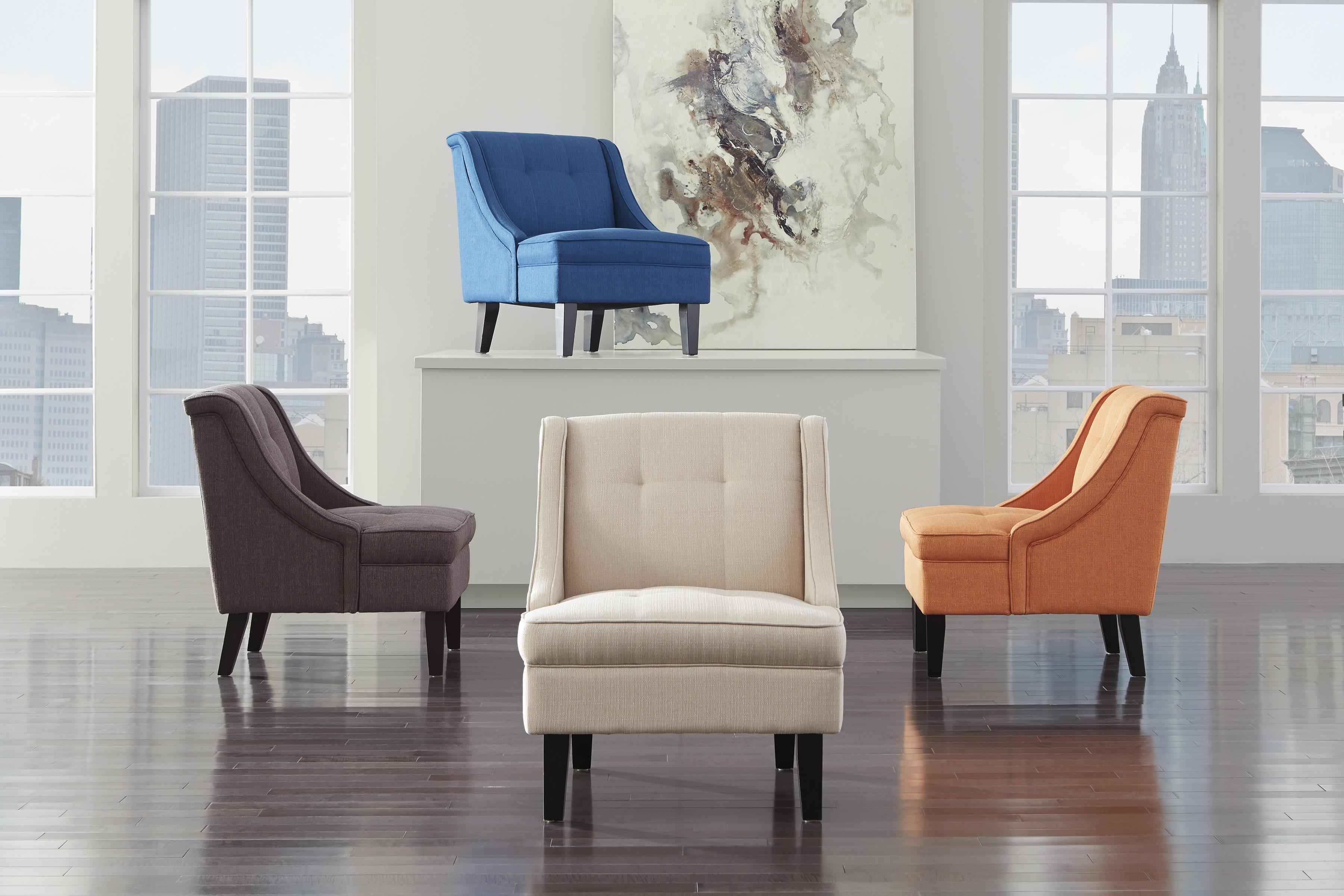 Ashley Signature Design Clarinda 3623160 Accent Chair With