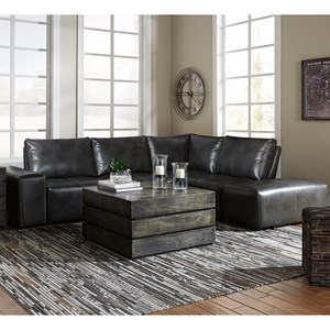 Signature Design by Ashley Cliffoney Sectional