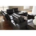 Signature Design by Ashley Cliffoney 6 Piece Sectional with Adjustable Backs