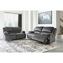 Signature Design by Ashley Clonmel Reclining Living Room Group - Item Number: 36505 Living Room Group 1