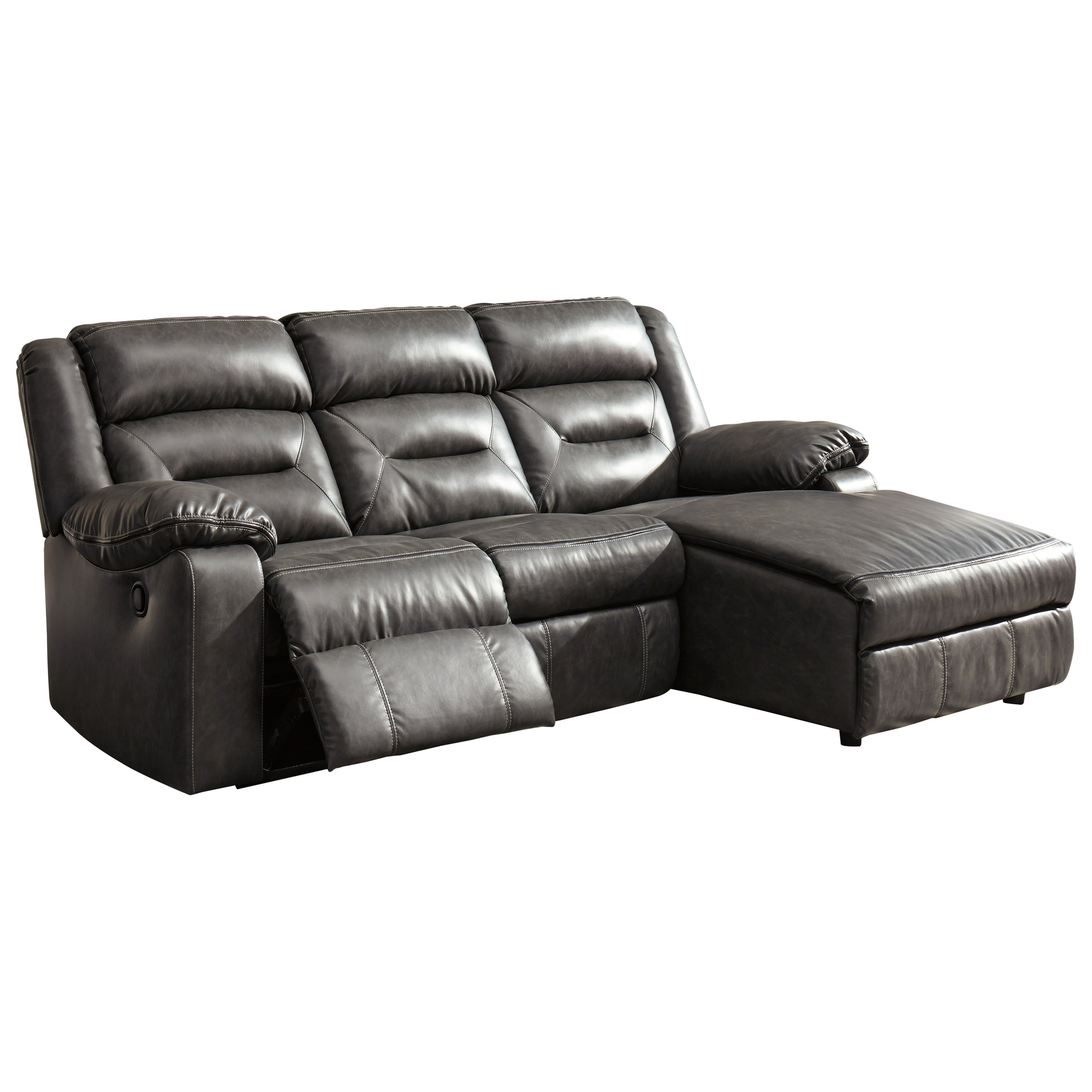 Calvin 3-Piece Sectional Sofa with Chaise | Ruby Gordon Home ...