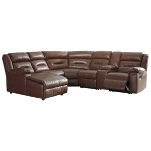 Signature Design by Ashley Coahoma 6 Piece Sectional