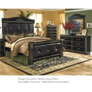 Signature Design by Ashley Coal Creek 3PC King Bedroom