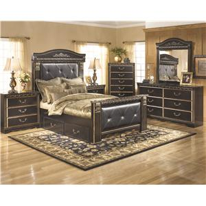 Signature Design by Ashley Coal Creek Queen Bedroom Group