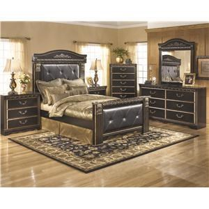 Signature Design by Ashley Furniture Coal Creek King Bedroom Group