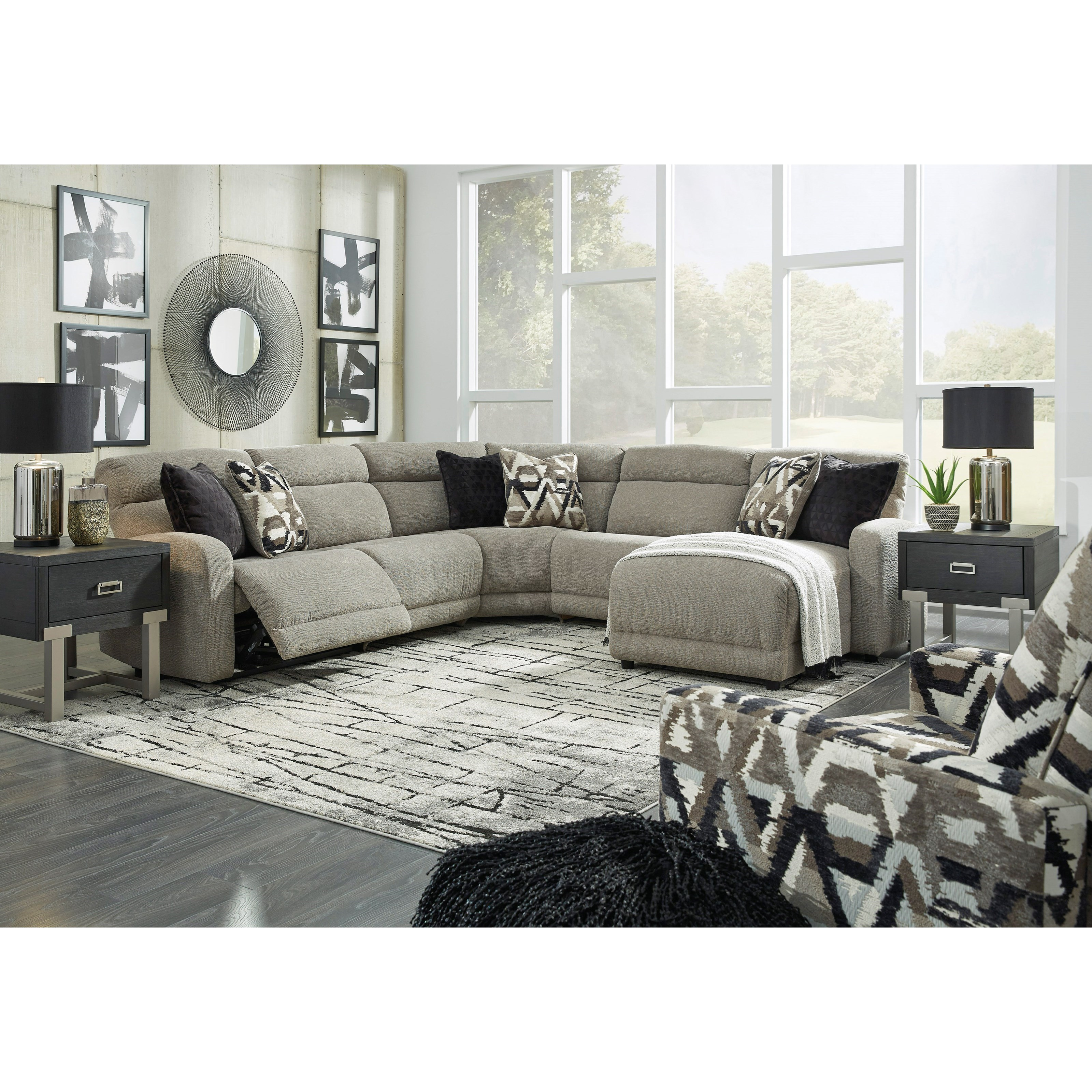 Colleyville Power Reclining Living Room Group by Signature Design by Ashley at Northeast Factory Direct
