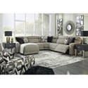 Signature Design by Ashley Colleyville Power Reclining Living Room Group - Item Number: 54405 Living Room Group 2