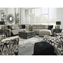 Signature Design by Ashley Colleyville Power Reclining Living Room Group - Item Number: 54405 Living Room Group 3