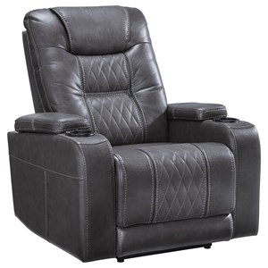 Signature Design by Ashley Composer Power Recliner