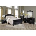 Signature Design by Ashley Constellations Queen Bedroom Group - Item Number: B104 Q Bedroom Group 4