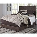 Signature Design by Ashley Dolante Queen Upholstered Bed  - Item Number: B130-281