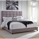 Signature Design by Ashley Dolante King Upholstered Bed - Item Number: B130-382