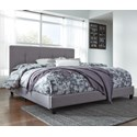 Signature Design by Ashley Dolante King Upholstered Bed - Item Number: B130-782