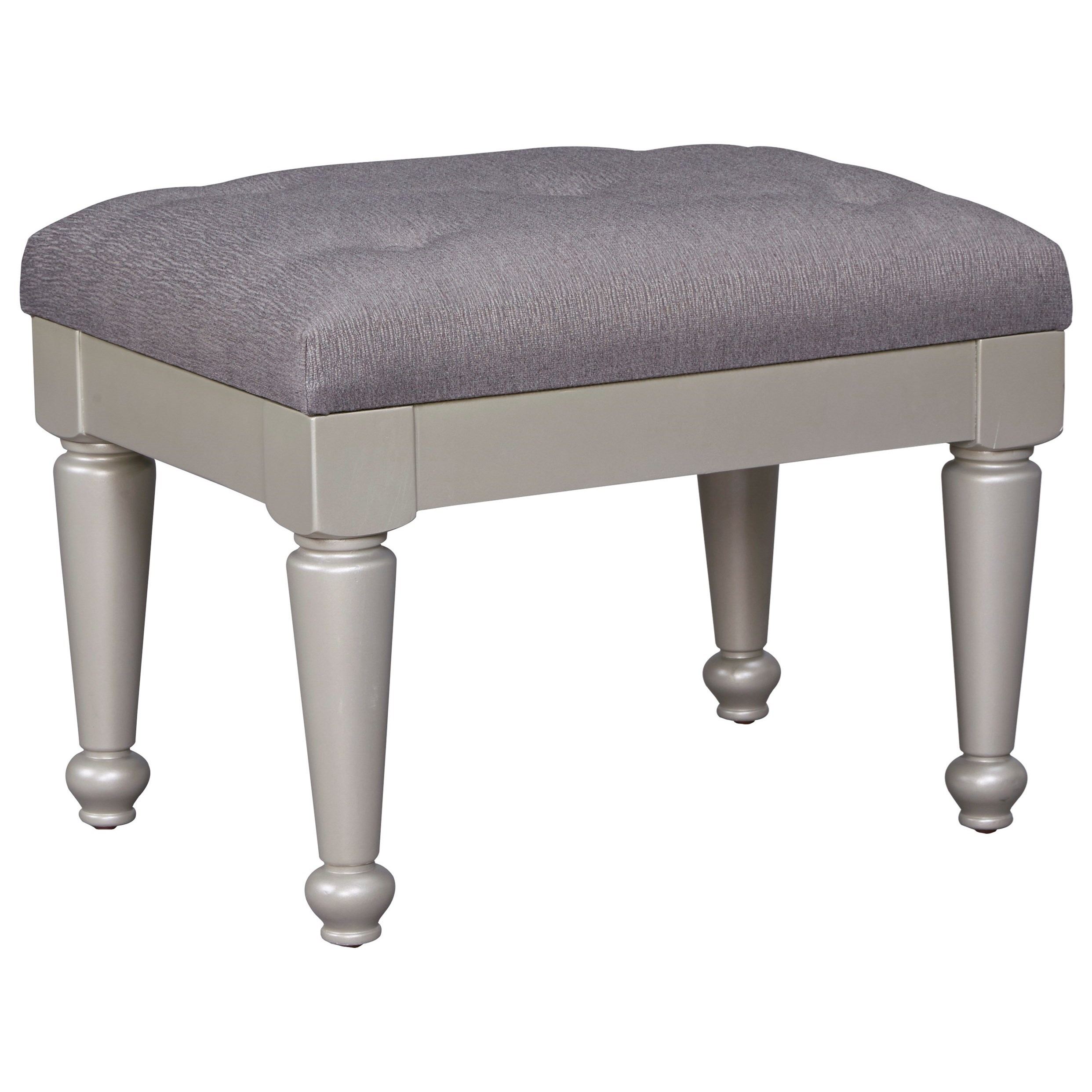 Signature Design by Ashley Coralayne Upholstered Stool  - Item Number: B650-01