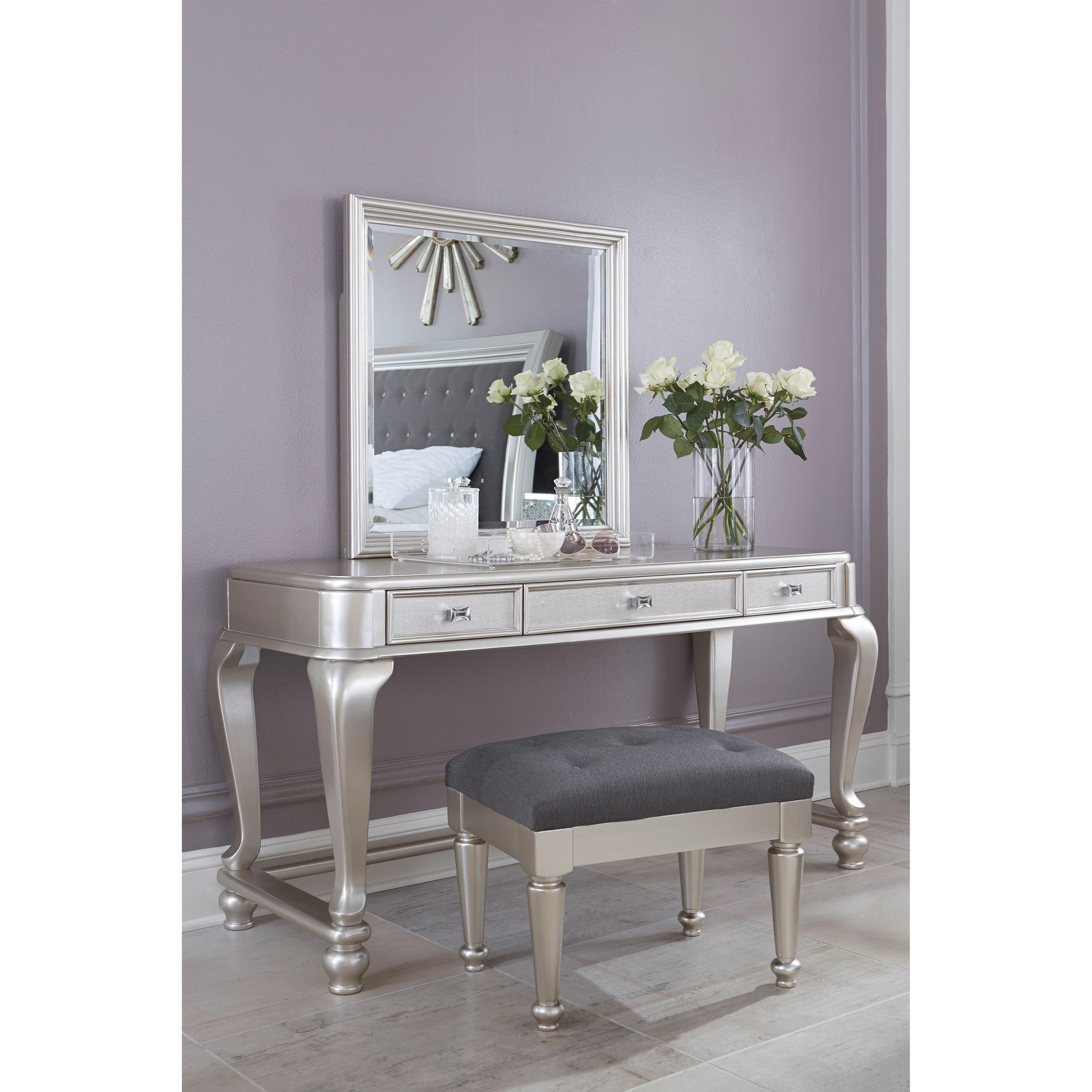 Signature Design By Ashley Coralayne B650-22 Vanity Desk