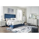 Signature Design by Ashley Coralayne Queen Bedroom Group - Item Number: PKG010733