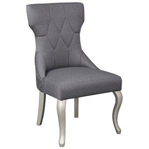 Signature Design by Ashley Coralayne Dining Upholstered Side Chair