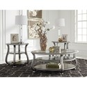 Signature Design by Ashley Coralayne Occasional Table Group - Item Number: T820 Occasional Table Group 1