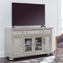 Signature Design by Ashley Coralayne Glam TV Stand