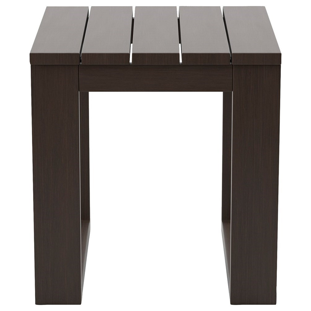 Signature Design by Ashley Cordova Reef Square End Table - Item Number: P645-702