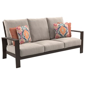 Signature Design by Ashley Cordova Reef Sofa with Cushion