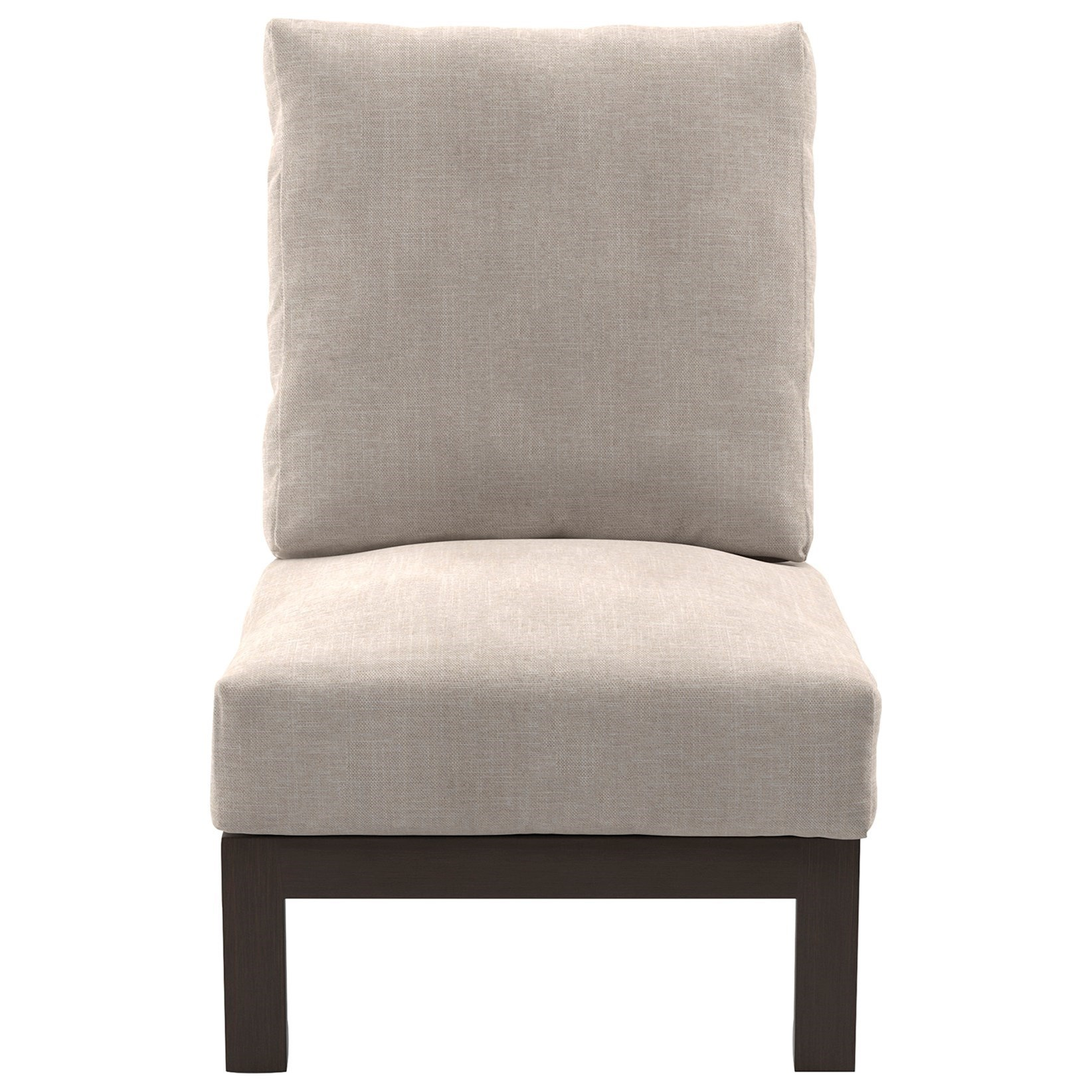 Signature Design by Ashley Cordova Reef Armless Chair with Cushion - Item Number: P645-846
