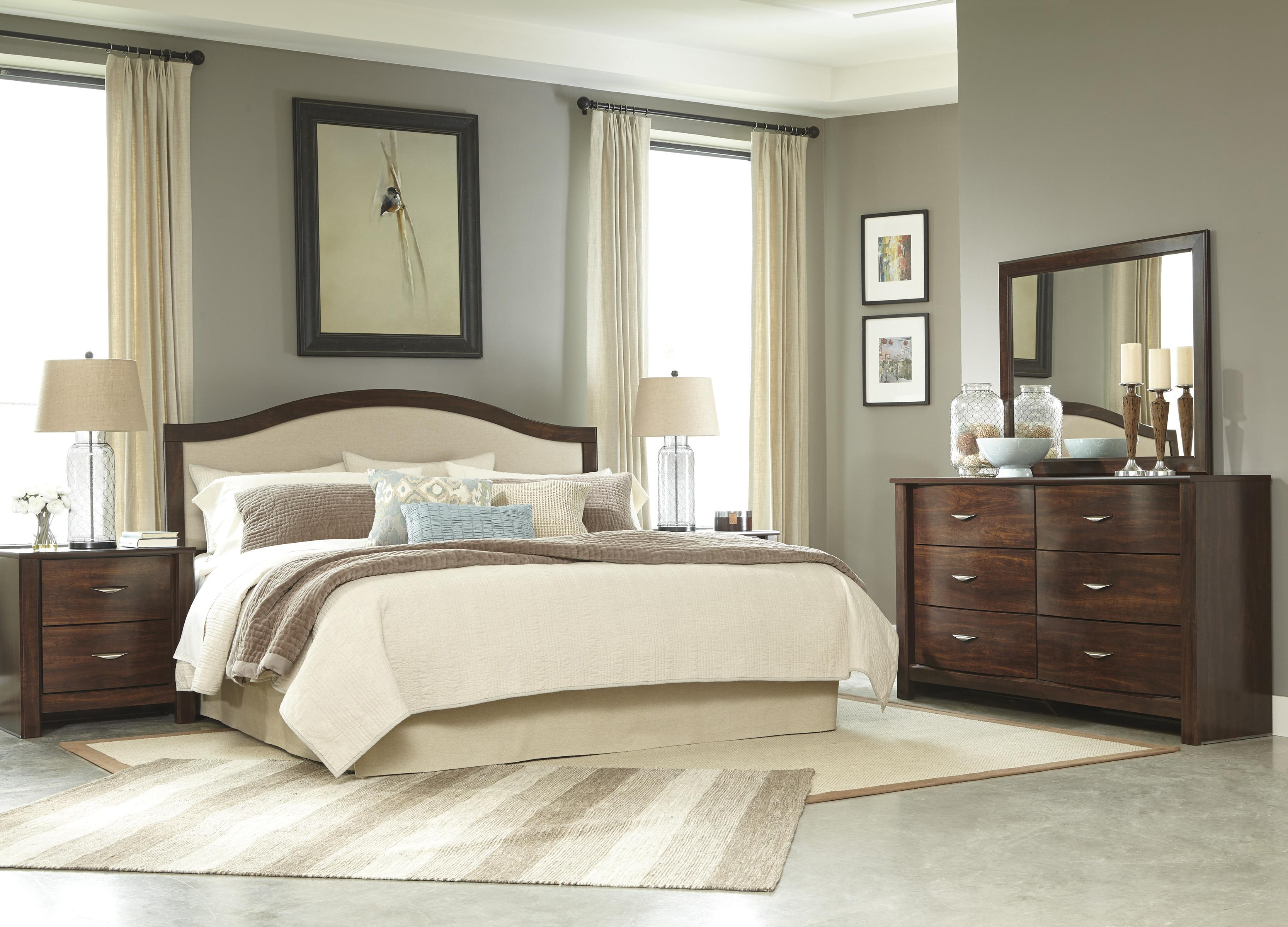 Signature Design by Ashley Corraya King Bedroom Group - Item Number: B428 K Bedroom Group 1