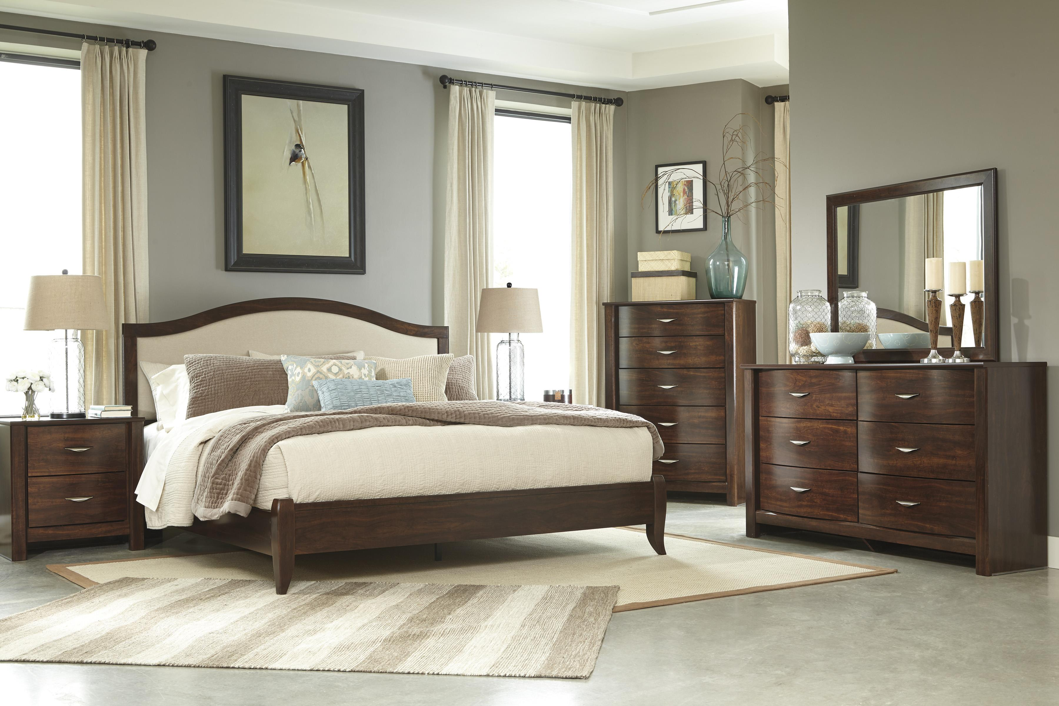 Signature Design by Ashley Corraya King Bedroom Group - Item Number: B428 K Bedroom Group 4