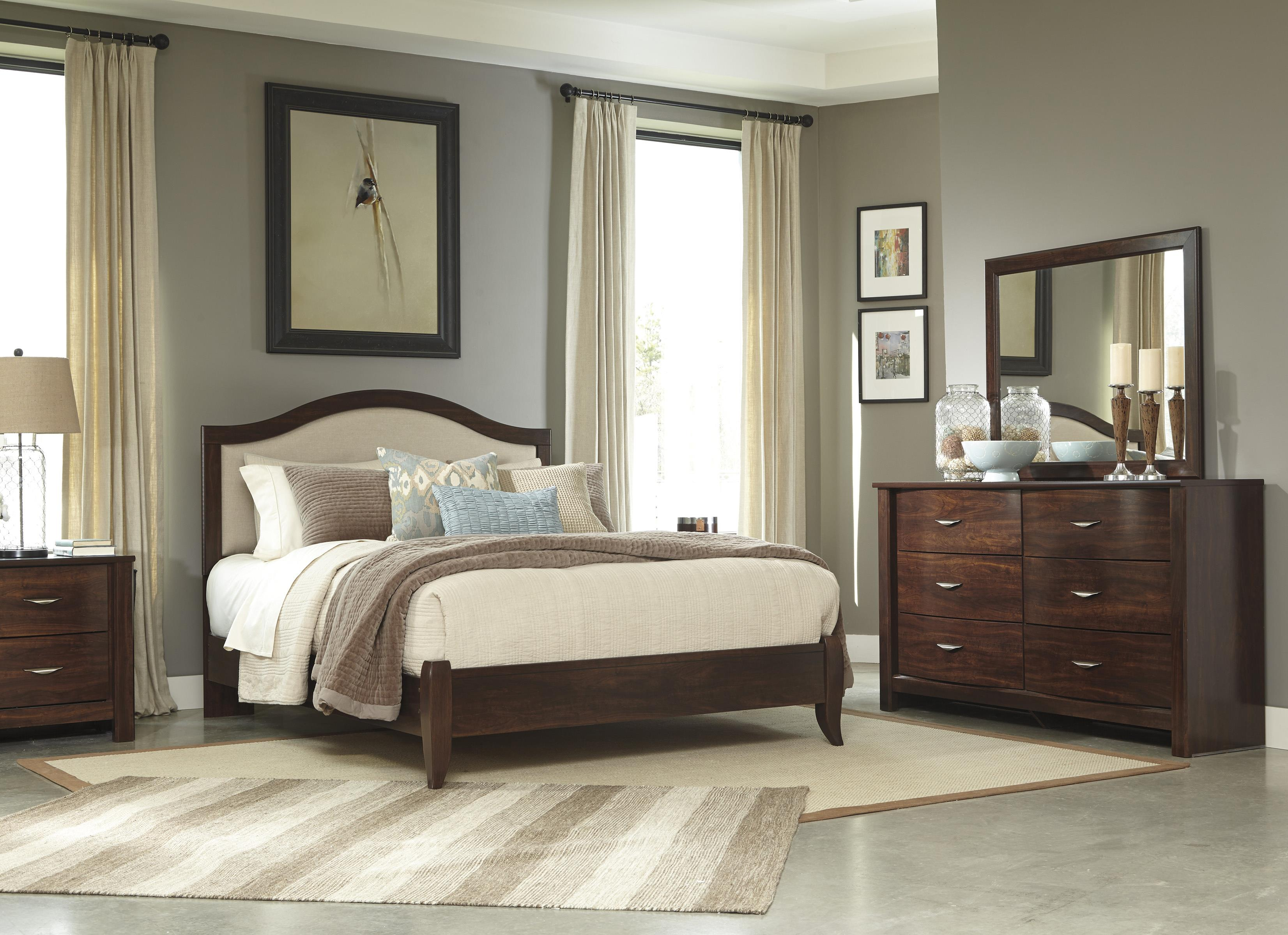 Signature Design by Ashley Corraya Queen Bedroom Group - Item Number: B428 Q Bedroom Group 2