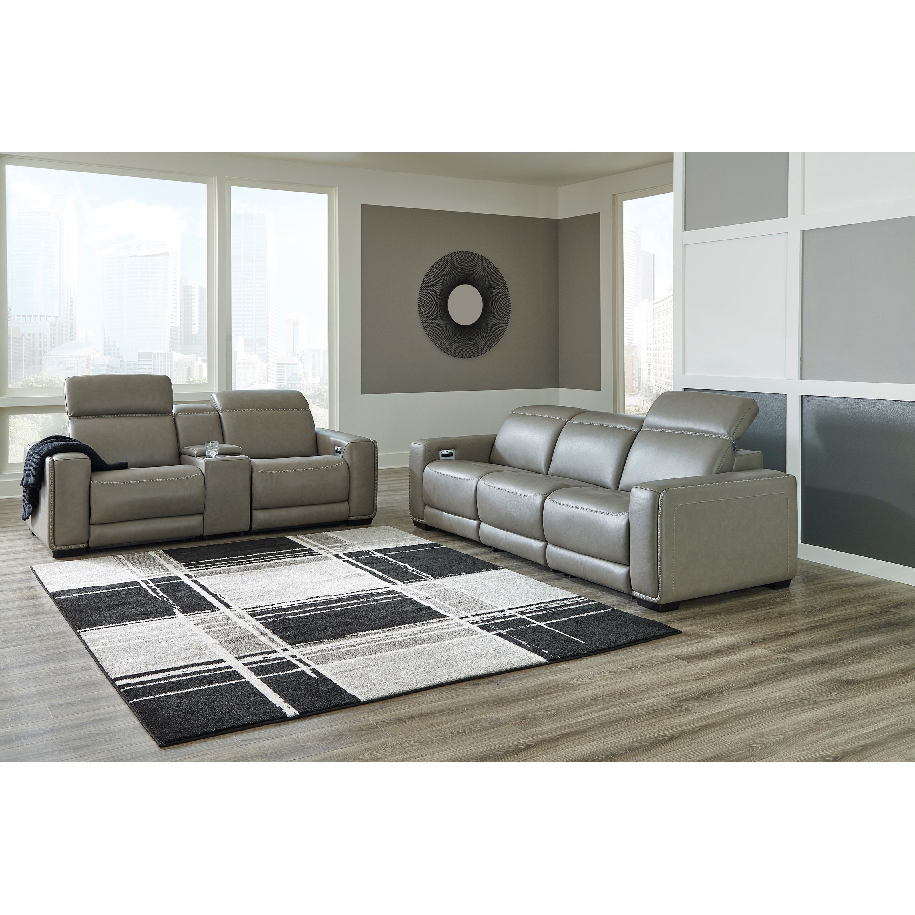 Correze Power Reclining Living Room Group by Ashley (Signature Design) at Johnny Janosik