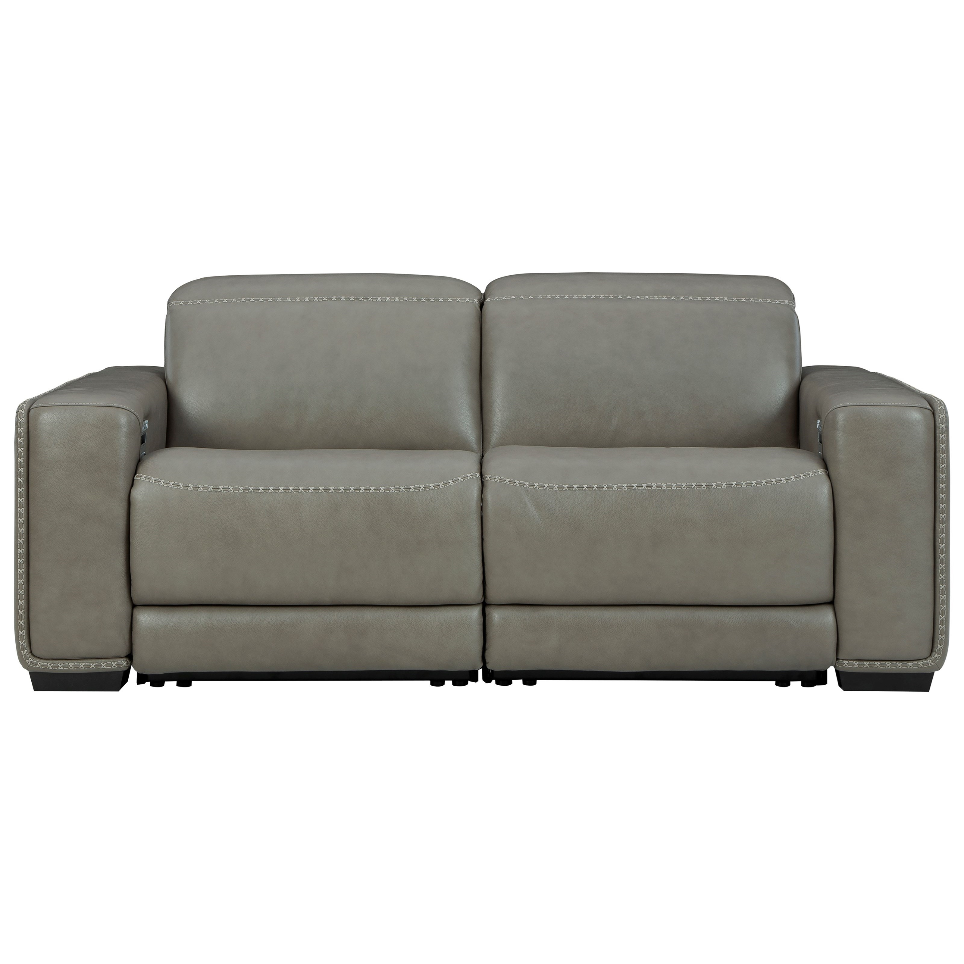Correze Power Reclining Loveseat by Signature Design by Ashley at Northeast Factory Direct