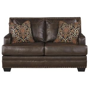 Signature Design by Ashley Corvan Loveseat