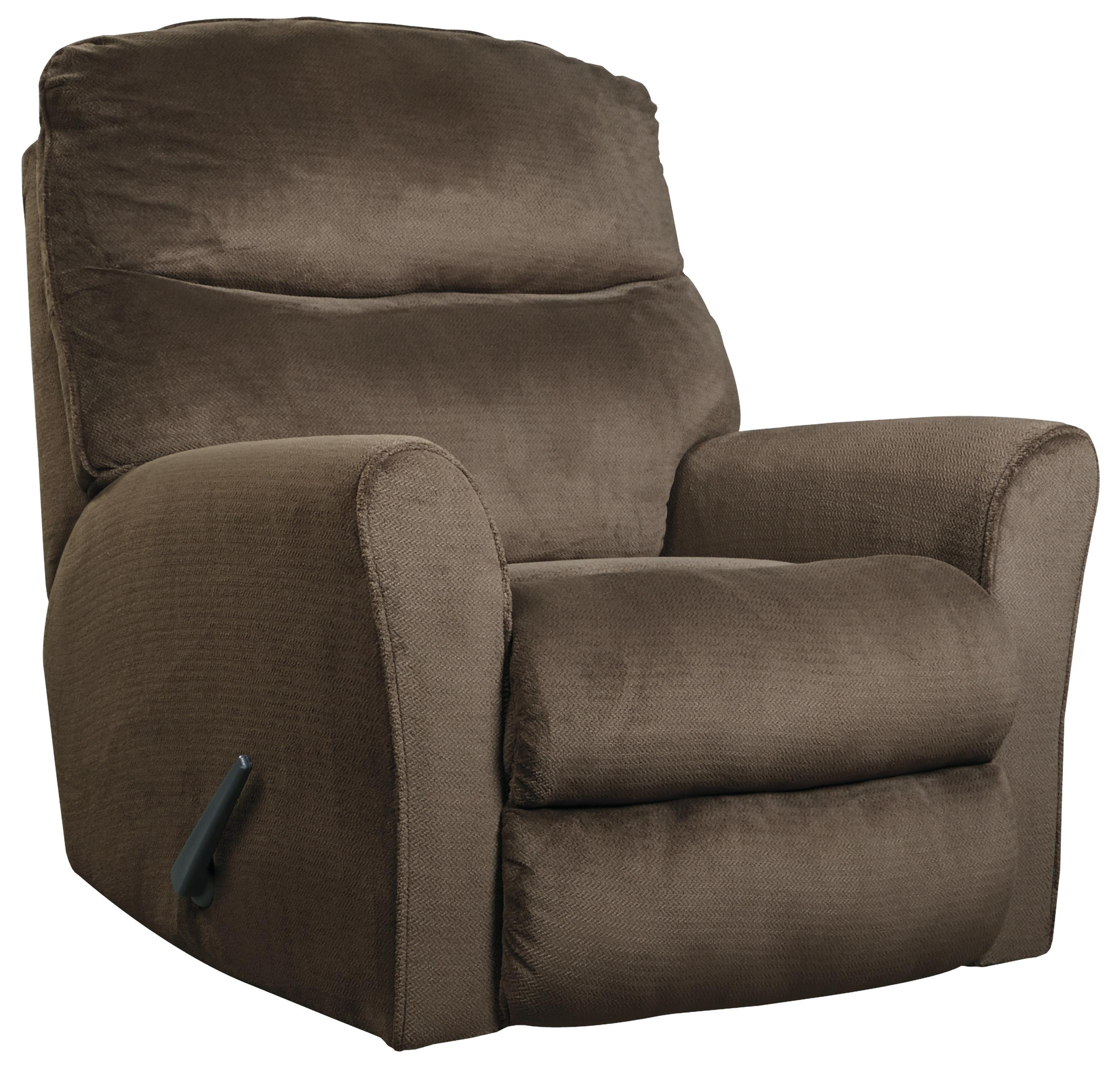 Signature Design by Ashley Cossette Rocker Recliner - Item Number: 6730225
