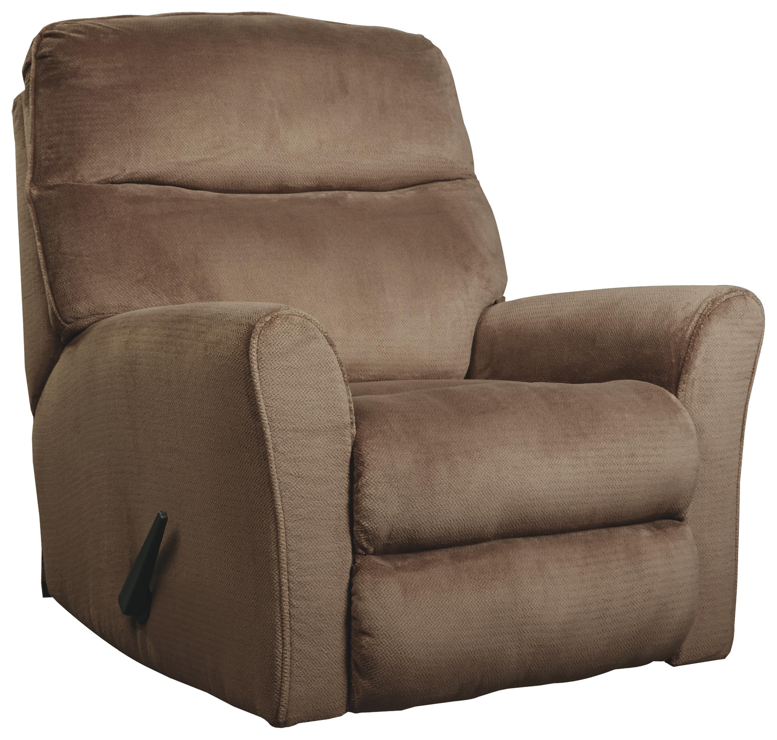 Signature Design by Ashley Cossette Rocker Recliner - Item Number: 6730325