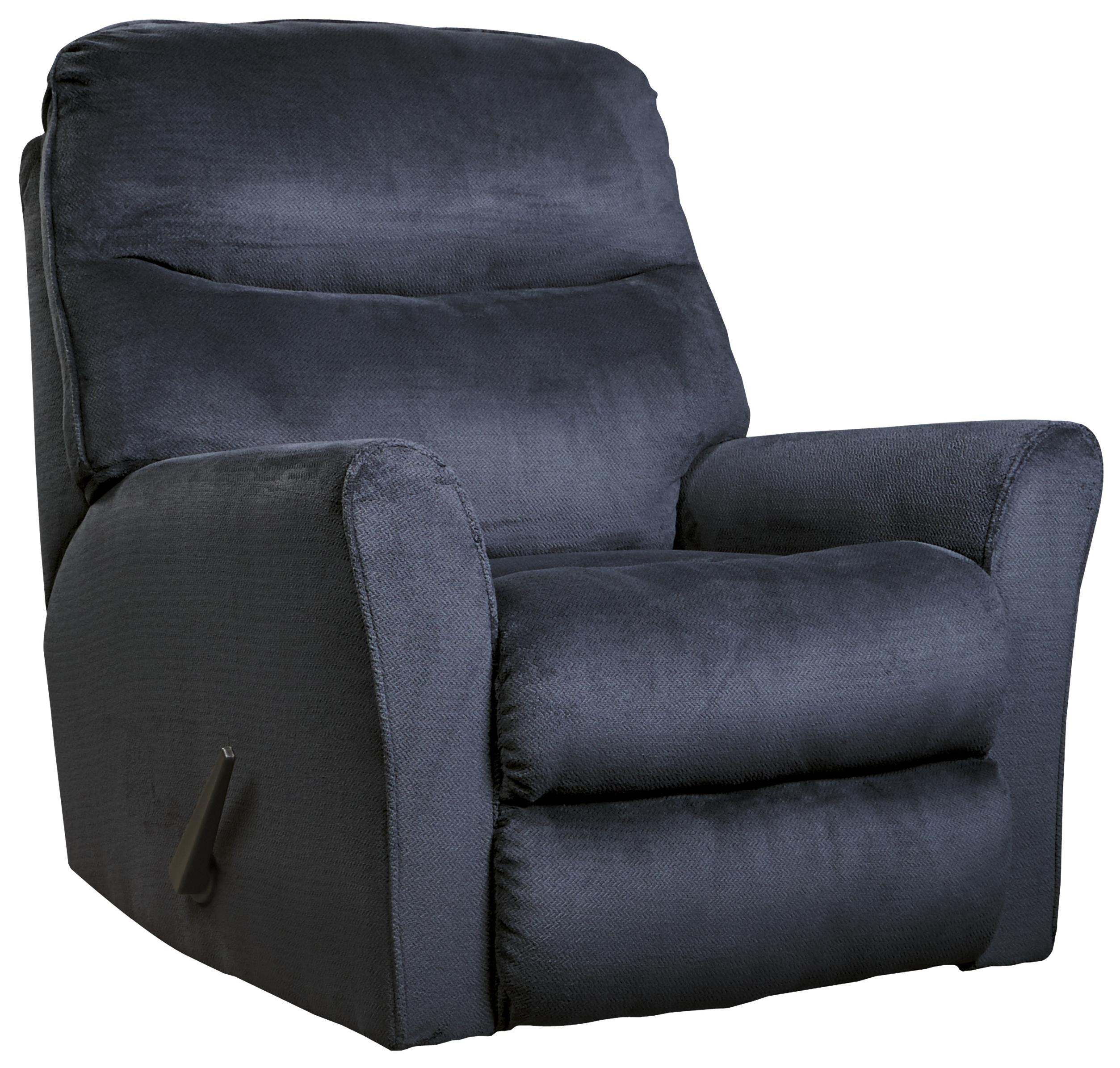 Signature Design by Ashley Cossette Rocker Recliner - Item Number: 6730425