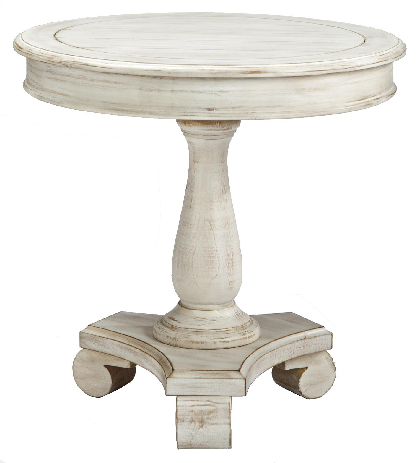 Signature Design By Ashley Mirimyn Round Accent Table   Item Number:  T505 106