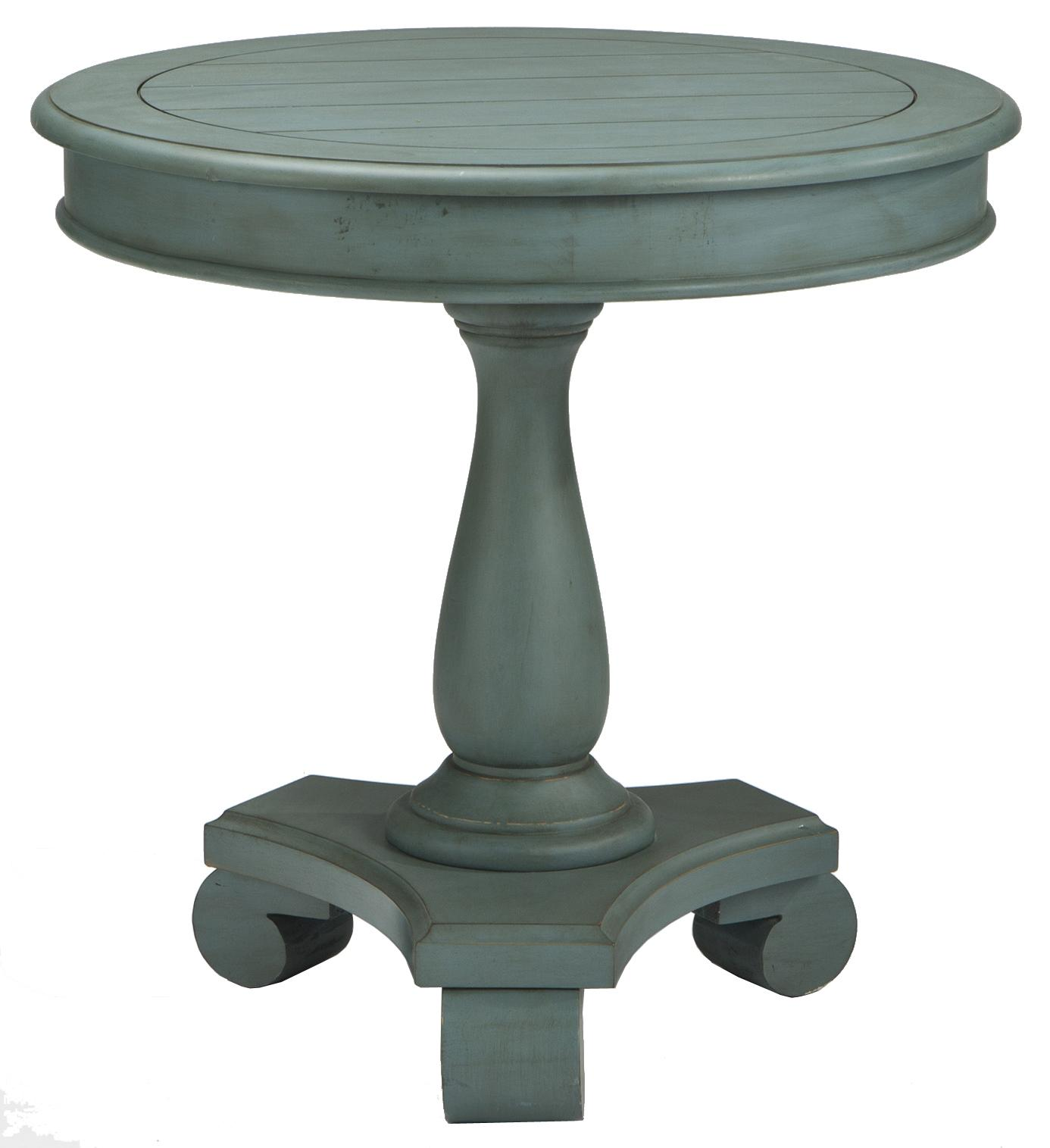 Signature Design by Ashley Mirimyn Round Accent Table - Item Number: T505-306