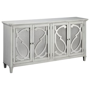 Signature Design by Ashley Mirimyn Door Accent Cabinet