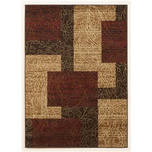 Benchcraft Cottage Area Rugs Rosemont - Red Medium Rug