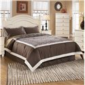 Signature Design by Ashley Cottage Retreat Queen/Full Poster Headboard - Item Number: B213-57N